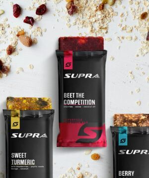 Supra Plant-Based Nutrition Bars