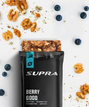 All-Natural Berry Good Energy Bar